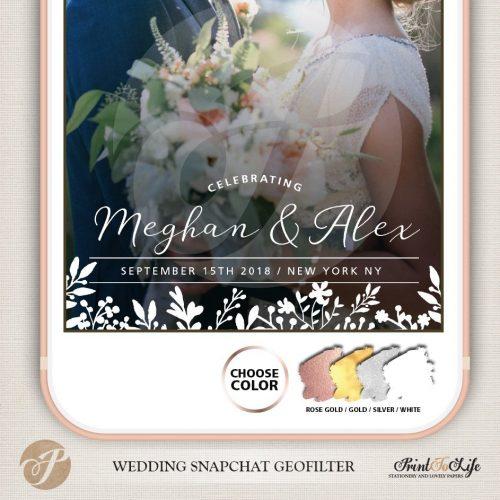 wedding filter