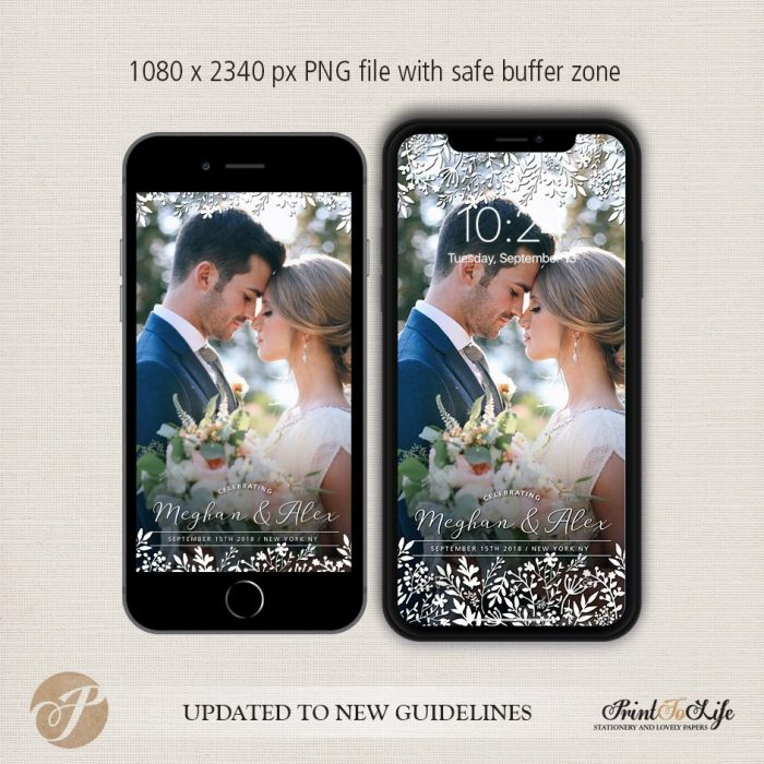 Wedding Filter, Custom Geofilter, Snapchat Geofilter, glitter and rustic floral bouquet. 3