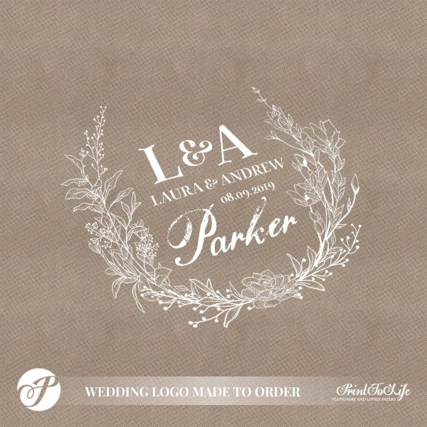 Monogram for Wedding