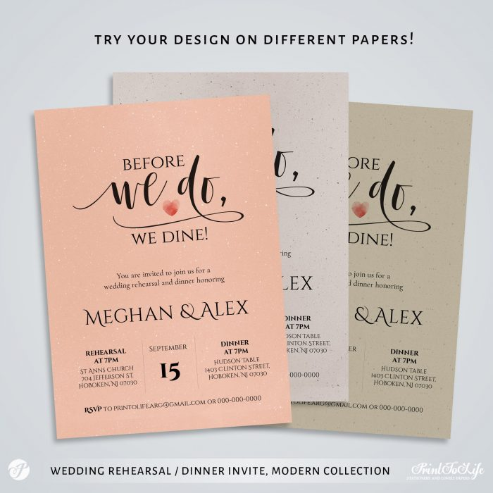 Before we do we dine invitation template, Edit with Corjl 3