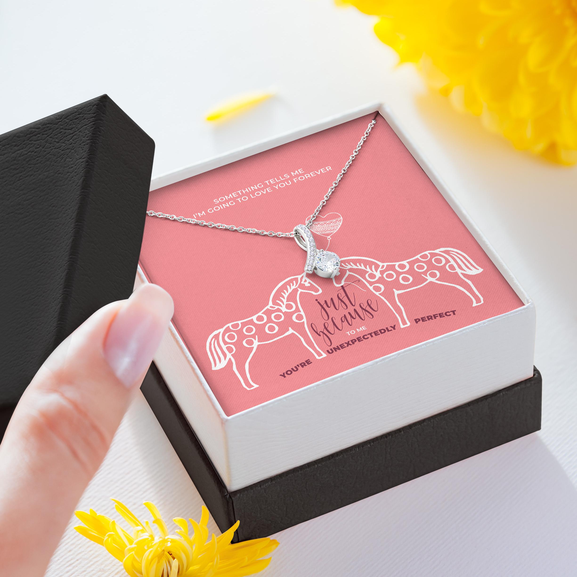 Girlfriend Necklace Gift Ideas